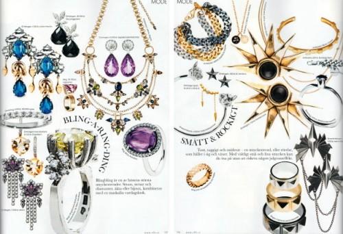 3 chain bracelet in ELLE