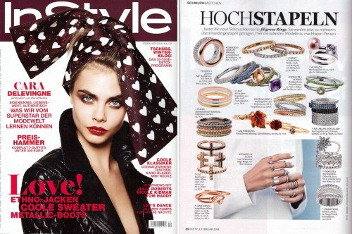 SOPHIE by SOPHIE seen in InStyle